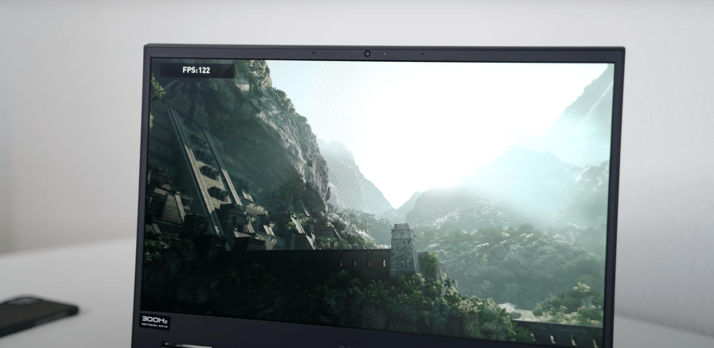 Обзор HP OMEN 15 (2020): игровой ноутбук с очень быстрым экраном