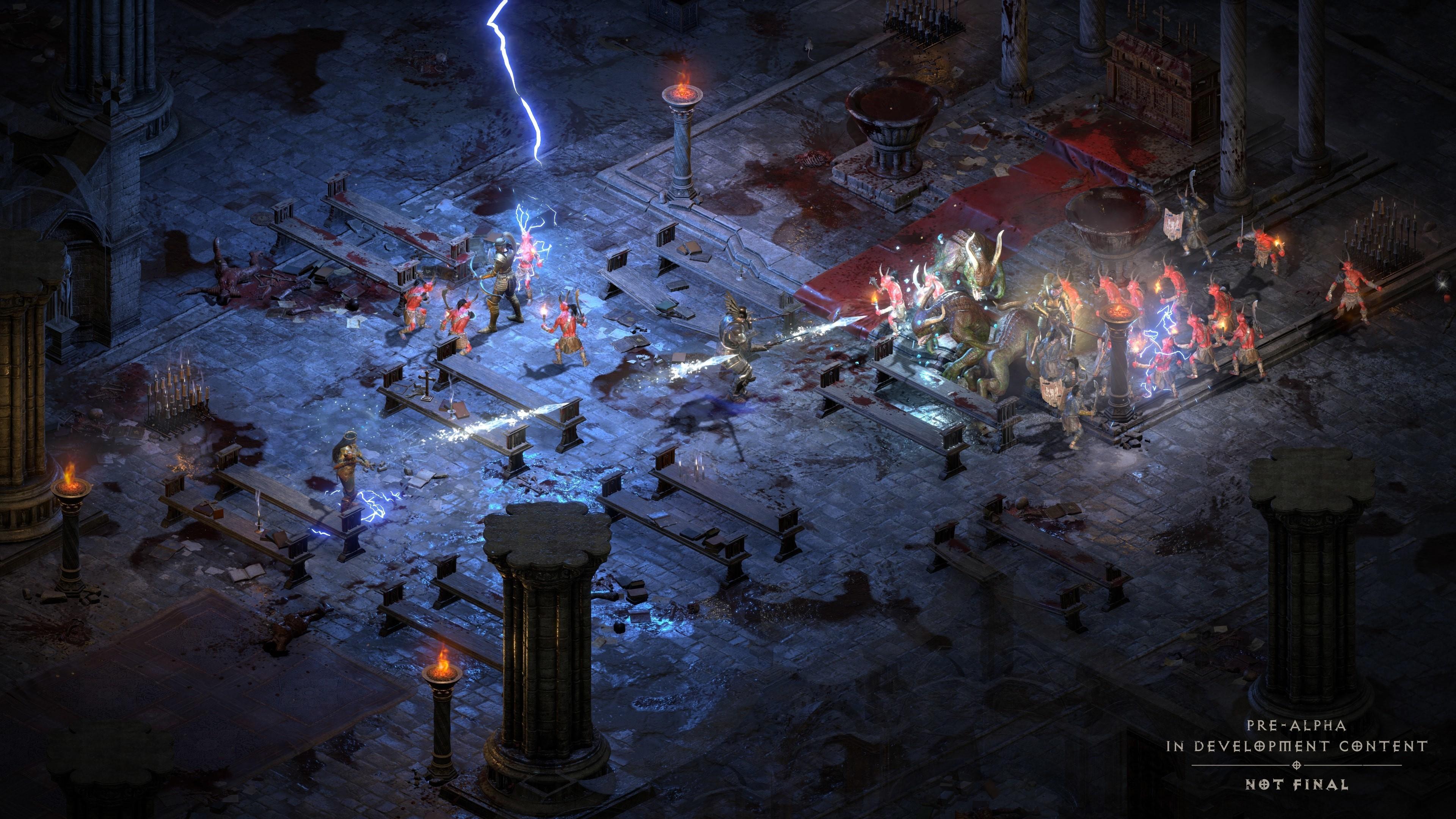 Второго Reforged не будет. Интервью с авторами Diablo 2: Resurrected