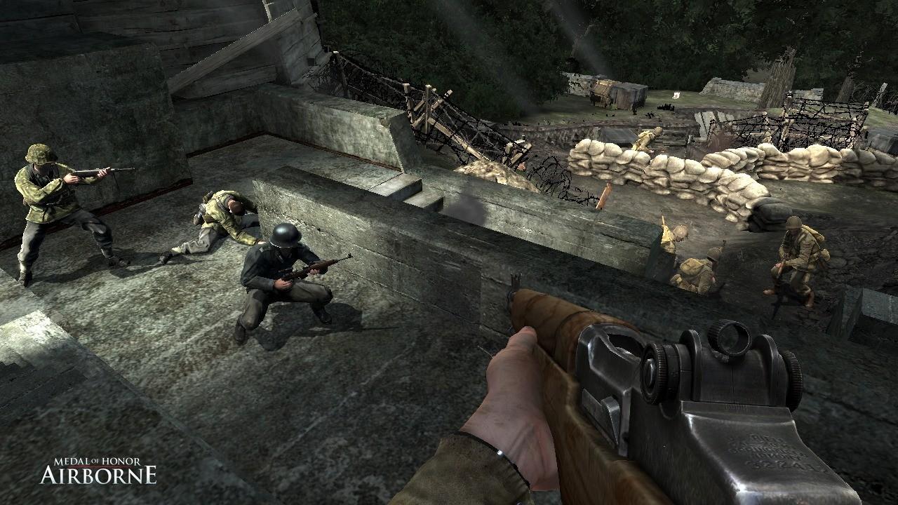Как погибла в бою серия Medal of Honor